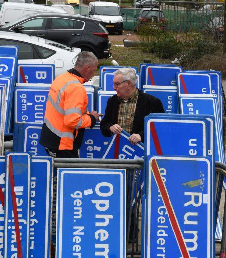West Betuwe wil een nieuwe gemeentewerf in Rumpt