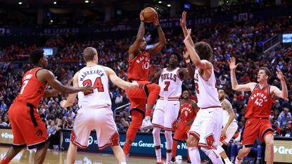 Chicago Bulls starten NBA-seizoen met nederlaag