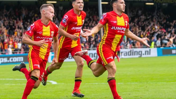 Botos laat Adelaarshorst ontploffen met treffer tegen PEC Zwolle: 'Ik voelde bij opstaan al dat ik zou gaan scoren'
