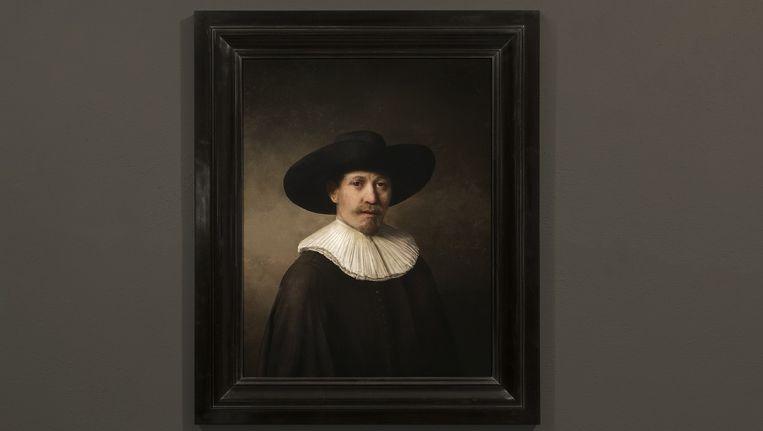The Next Rembrandt Beeld J. Walter Thompson