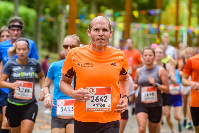 In 2019 renden de deelnemers aan de Ten Miles door de Tilburgse straten, in 2020 ging het evenement vanwege corona niet door.