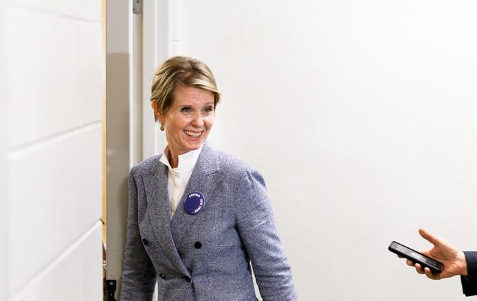 Cynthia Nixon in 2018.
