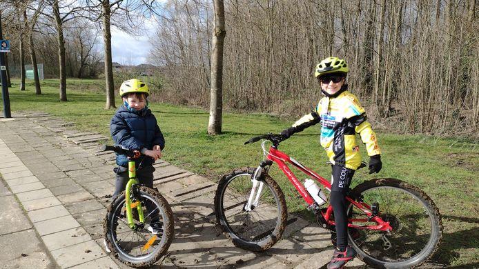 Kinderen die graag mountainbiken, kunnen in Zoersel hun hartje ophalen.