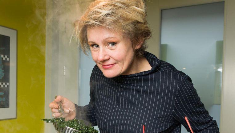 Yolanda van der Jagt: 'Ik ben niet van de schuimpjes, moussejes, torentjes' Beeld Ivo van der Bent