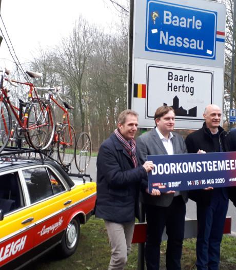 Gedeputeerde maakt alvast een kleine 'vuelta': 'Hup West-Brabant!'