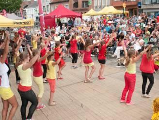Vier dagen muziek, dans en sport op kermis in Gavere
