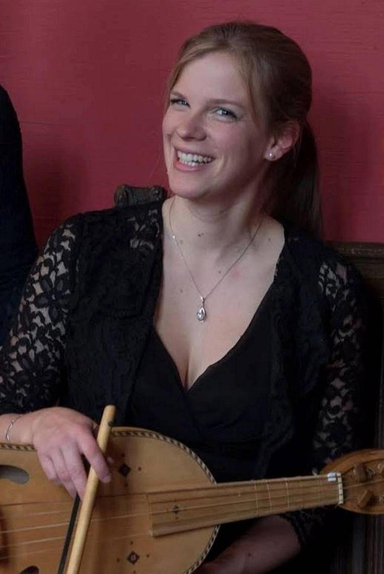 Topmuzikante Marie Verstraete geeft een optreden in haar geboortedorp.