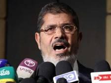 """Morsi assure qu'il est """"le président de tous les Egyptiens"""""""