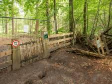 Strijd verhardt zich om gebruik fietspad landgoed Pijnenburg