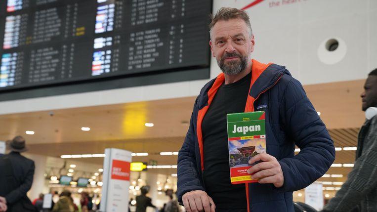 Tom Waes reisde in februari drie weken door Japan.