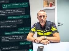 Zwolse wijkagent gaat viral na delen van gesprek met oplichter, maar is de dader gepakt?