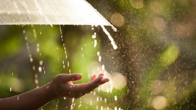 Opklaringen in het westen, elders zwaarbewolkt en regenachtig