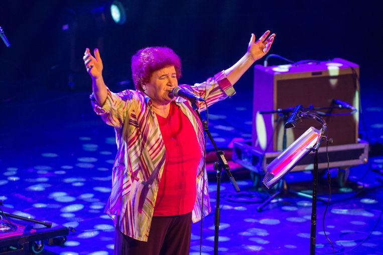 In november 2014 trad Selda op tijdens het Le Guess Who?-festival in Utrecht. Donderdag staat ze in de Brusselse AB.  Beeld Redferns via Getty Images