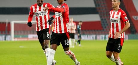 RKC kan ondanks enorme kansen niet stunten tegen PSV