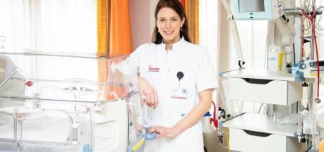 Zo helpt een bedrag van ruim twee ton te vroeg geboren baby'tjes aan gezondere longen