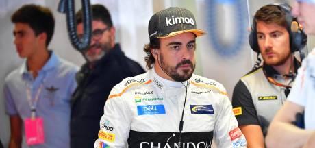 Alonso ontbreekt bij presentatie Alpine F1