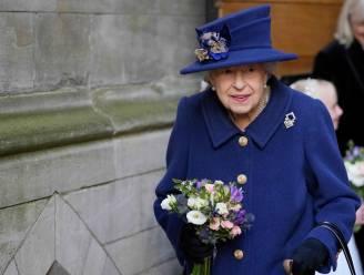 Na zorgen over gezondheid: Queen Elizabeth komt niet naar klimaattop