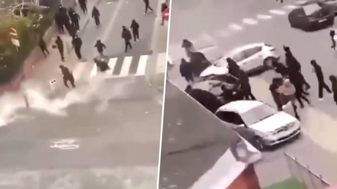 """Koerdische jeugdbende vecht met zware wapens conflict uit op straat: """"Situatie ontaard na toevallige ontmoeting op Chatroulette"""""""