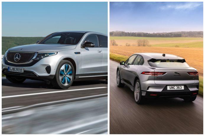 Mercedes vs. Jaguar