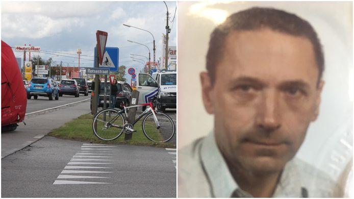 Hendrik Uyttenhove (84) uit Izegem overleed 18 dagen nadat hij in Roeselare op zijn fiets werd aangereden.