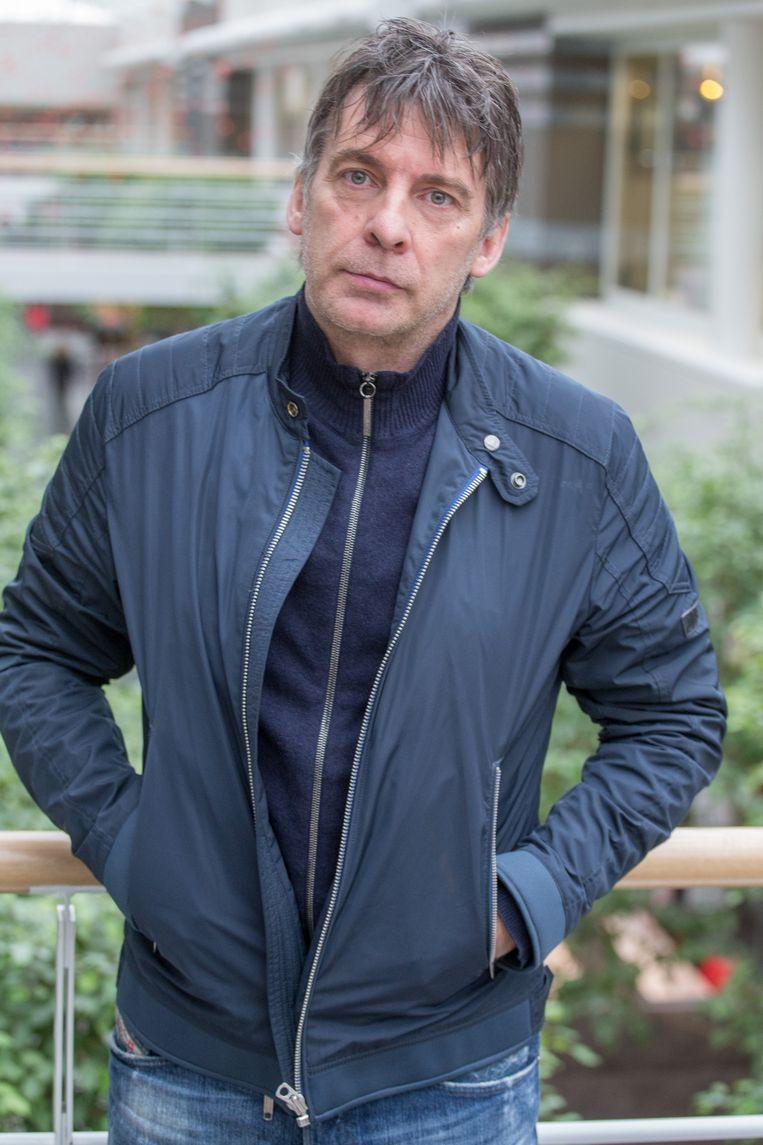 Luc Alloo. Beeld Photo News