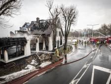 Inzamelingsactie voor afgebrande bistro in Geesteren