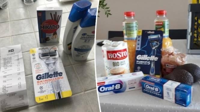 PROMOJAGERS SUPERTIP. Wie bij deze supermarkt drie producten koopt uit groot gamma krijgt bon van 20 euro voor Bol.com