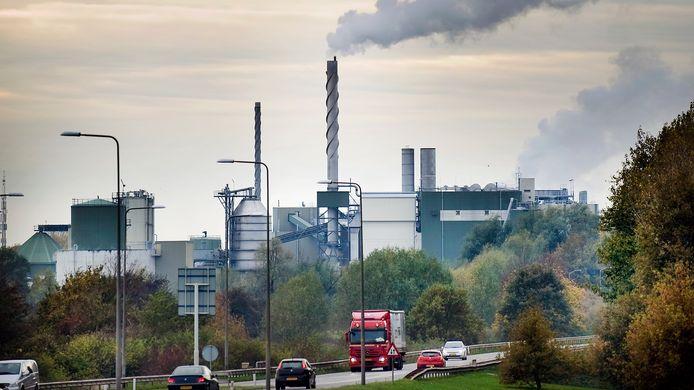 Papierfabriek Parenco in Renkum gaat aardwarmte leveren aan 5.000 woningen in Ede.
