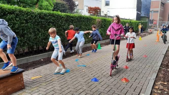 GO! BS Dender stippelt parcours uit voor fietsers en stappers