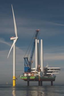 Noors staatsfonds koopt helft windmolenpark voor kust Zeeland
