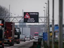 Laatste fase werk bij Westervoortse IJsselbrug: 'Hoe dan ook doorbijten op A12'