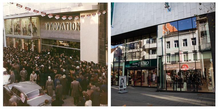 Innovation vroeger & nu.