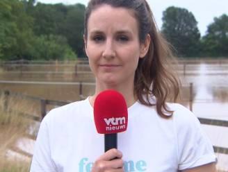 """Onze reporter in Duitsland: """"Je ruikt hoe de benzine zich mengt met overstromingswater"""""""