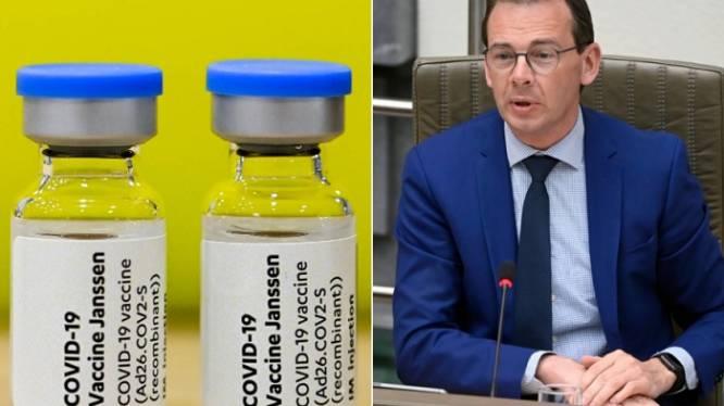 """Beke: """"85 procent van Vlaamse volwassenen die prik willen zal tegen 11 juli één gehad hebben"""""""