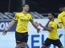 Topscorer Giakoumakis ook tegen Willem II de held van VVV