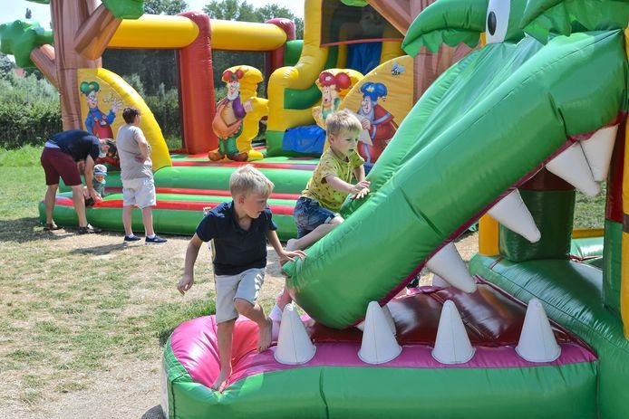 Het Dadipark pop-up speeldorp was een schot in de roos.