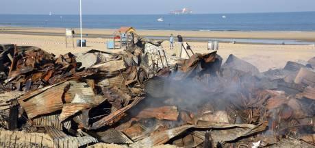 Afgebrand strandpaviljoen Puur in Groede heropent dit voorjaar nieuw en groter gebouw