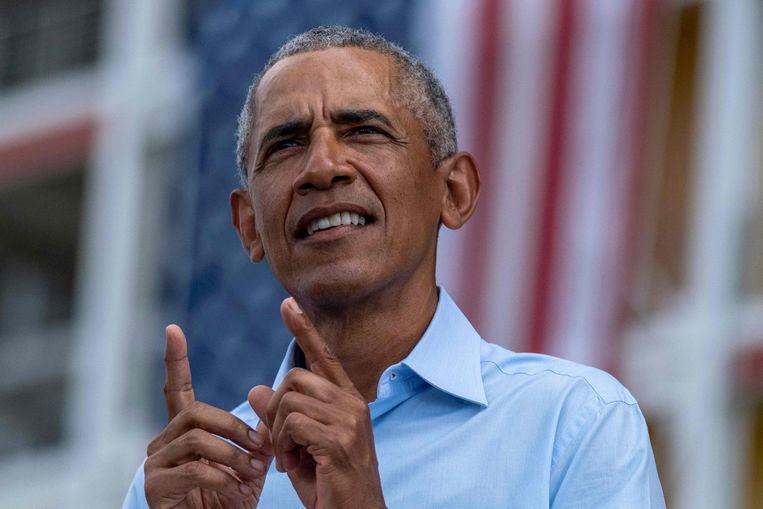 Barack Obama was oorspronkelijk van plan om een verjaardagsfeest te organiseren voor 475 gasten. Beeld AFP