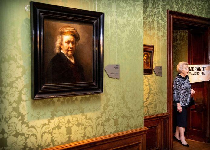 Naar aanleiding van de viering van de 350ste overlijdensviering van Rembrandt worden de grote Hollandse meesters met twee tentoonstellingen in de kijker geplaatst.