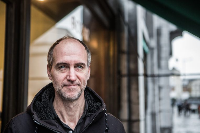 Wouter Degraeve, coördinator muziekwerking bij Kunstenpunt. Beeld Thomas Legreve