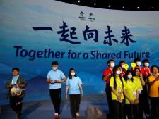 Slogan Winterspelen in Beijing: samen voor gedeelde toekomst