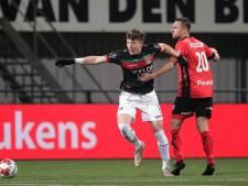 NEC doet Helmond Sport in laatste minuut pijn