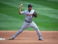 Schoop verlengt miljoenencontract bij Detroit Tigers