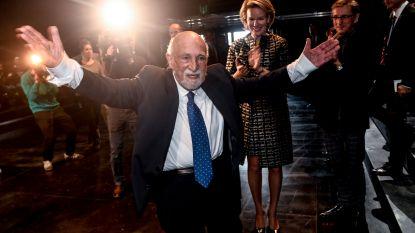 Holocaustoverlevende herbeleeft eigen levensverhaal tijdens opera 'Push'