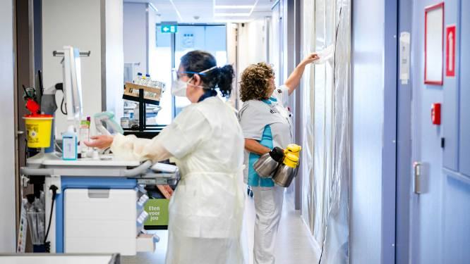 Kleine toename aantal coronapatiënten in ziekenhuis