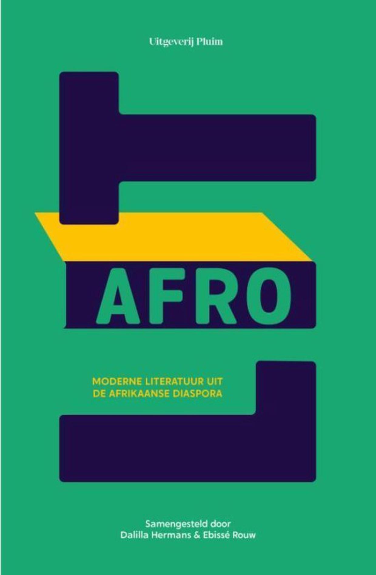 Afro Lit - Moderne literatuur uit de Afrikaanse diaspora (Dalilla Hermans) Beeld Uitgeverij Pluim