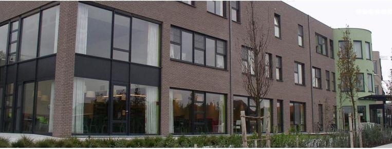 Woon-zorgcentrum De Groene Verte in Merkem, een deelgemeente van Houthulst. Beeld RV