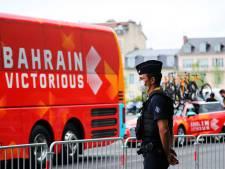 L'équipe de Bahrain-Victorious visée par une enquête pour dopage: le bus et les chambres des coureurs fouillés