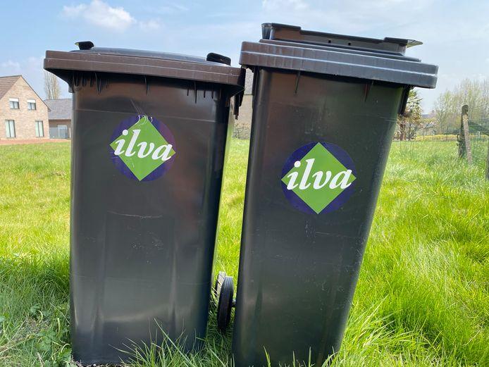 ILvA voerde al in negen gemeenten de grijze gewogen restafvalcontainers in.