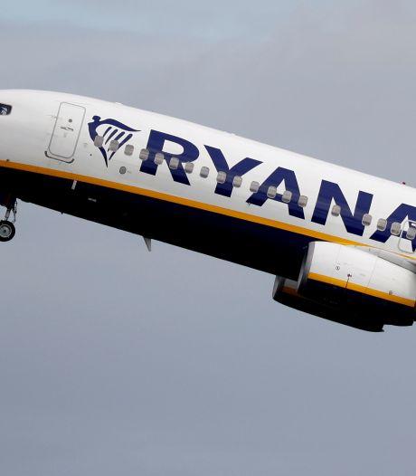 Ryanair supprime presque tous ses vols au-dessus de la Manche
